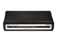 Dlinkgo 8-port 10/100 Desktop Switch DSS-8E