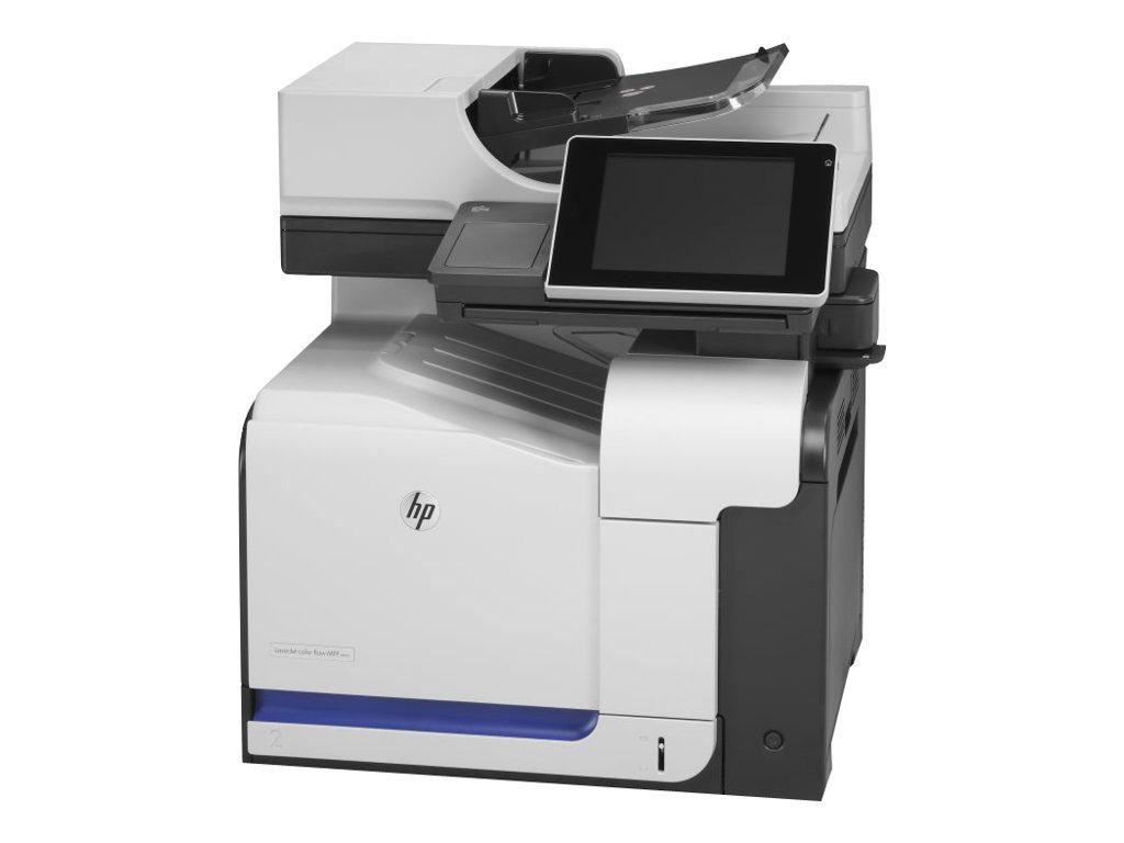 HP LaserJet Enterprise flow MFP M575c - imprimante multifonctions ( couleur )