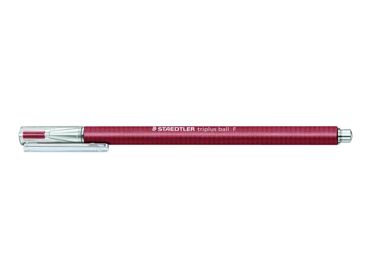 STAEDTLER triplus 431 - Stylo à bille - 0.3 mm - différents coloris