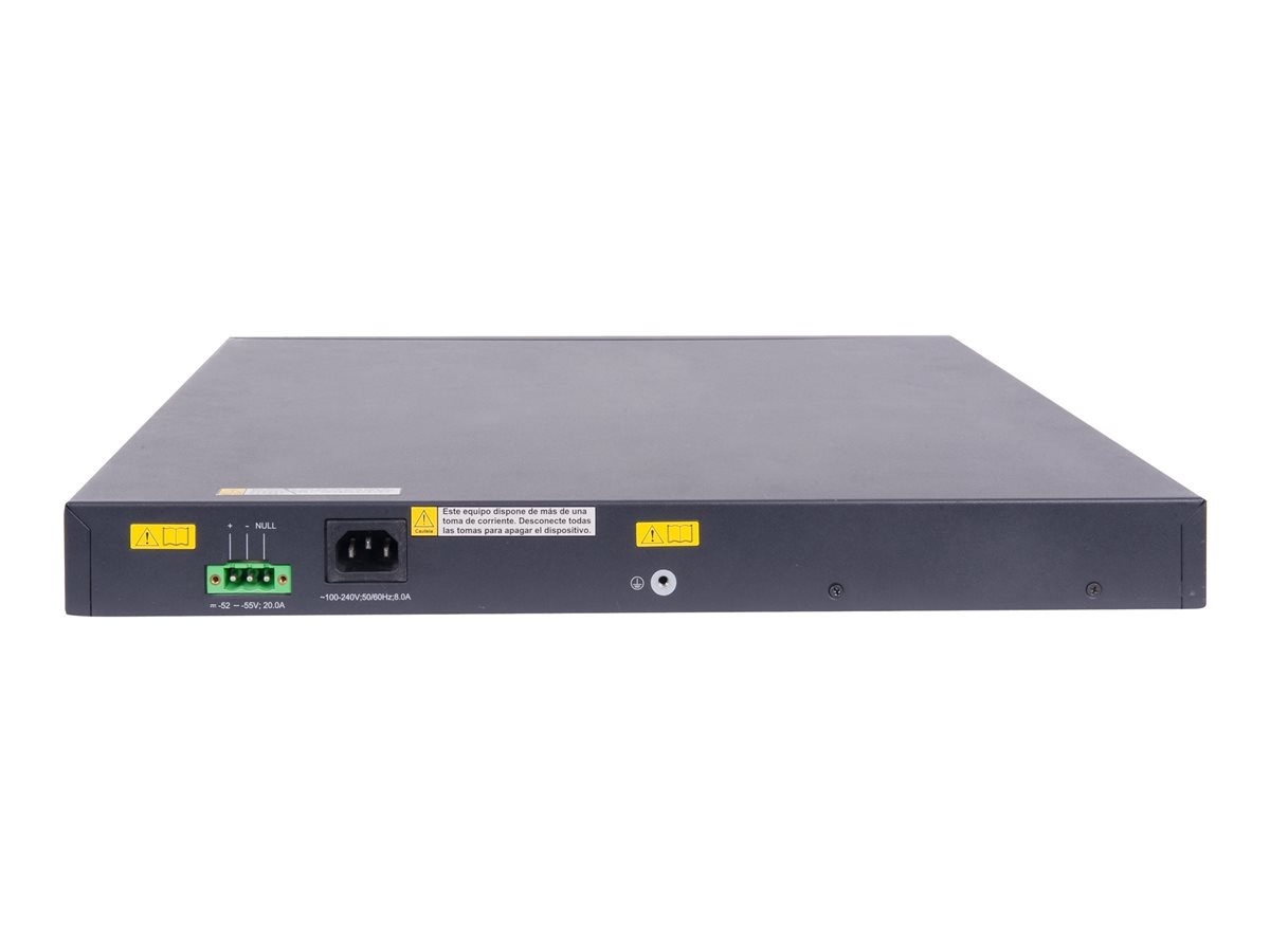 HP JG091B E 5120 24G PoE+ (370W) SI Switch - 24 10/100/1000BASE-T P
