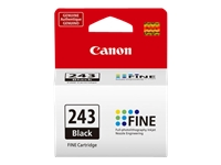 Canon PG-243 - Black - original - ink cartridge - for PIXMA iP2820, MG2520, MG2522, MG2525, MG2920, MG2922, MG2924, MG3020, MG3029, MX490, MX492