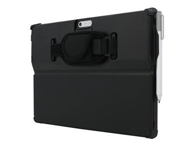 Incipio SECURITY CASE - Tablet PC protective case - with SmartCard reader - black