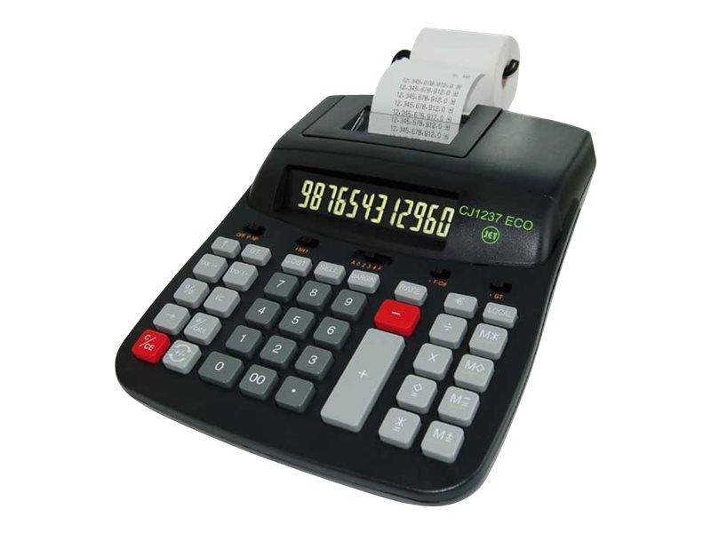 JET CJ1237T - calculatrice avec imprimante