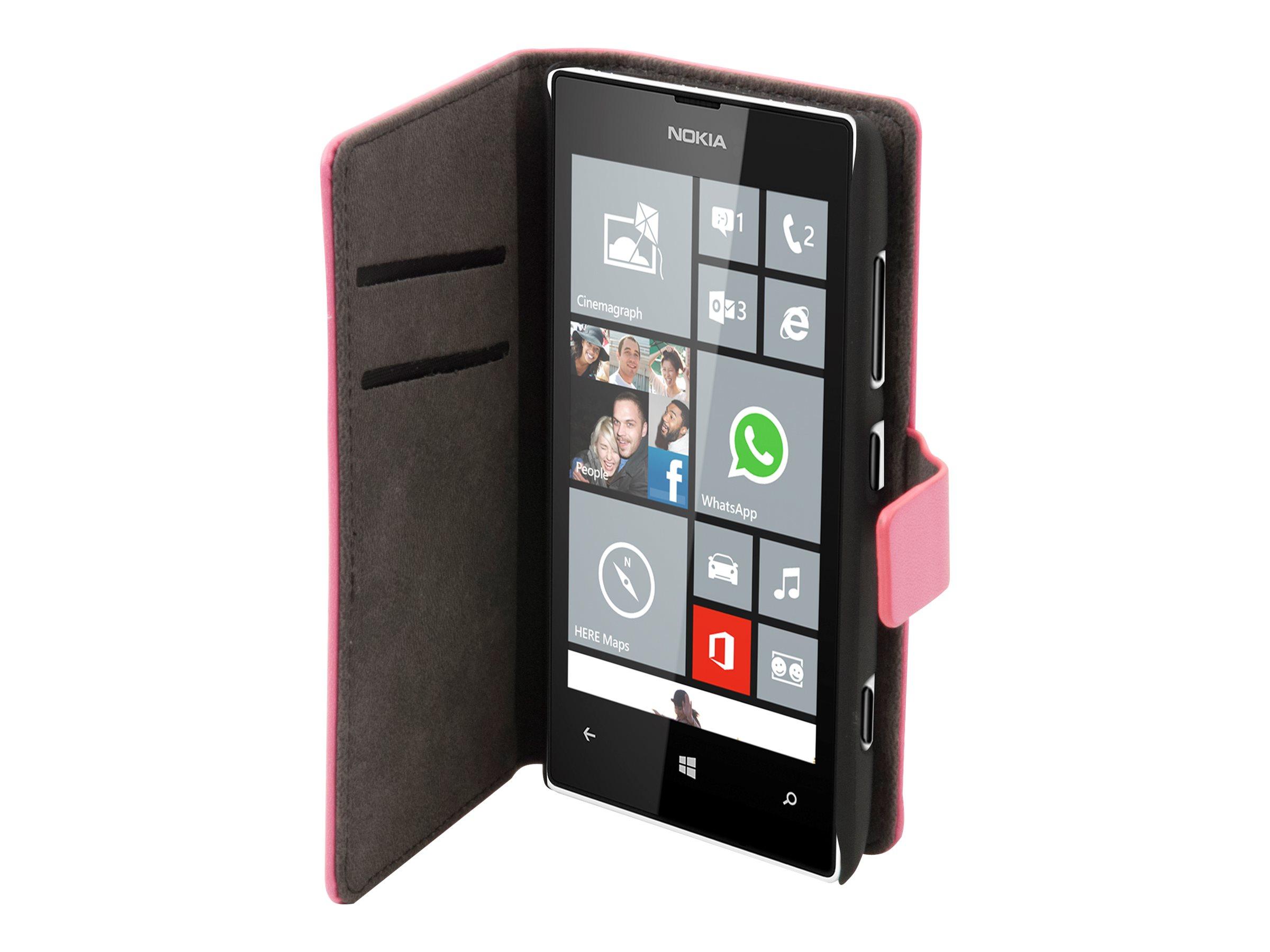 Muvit Slim Folio - coque de protection pour téléphone portable