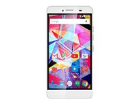 Archos Diamond Plus Téléphone intelligent Android double SIM 4G LTE 16 Go microSDHC fente GSM 55 1 920 x 1 080 pixels IPS 16 MP caméra avant 8 MP Android