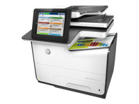 HP PageWide Enterprise Color MFP 586f