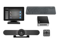 Logitech MeetUp Premium Kit with Intel NUC