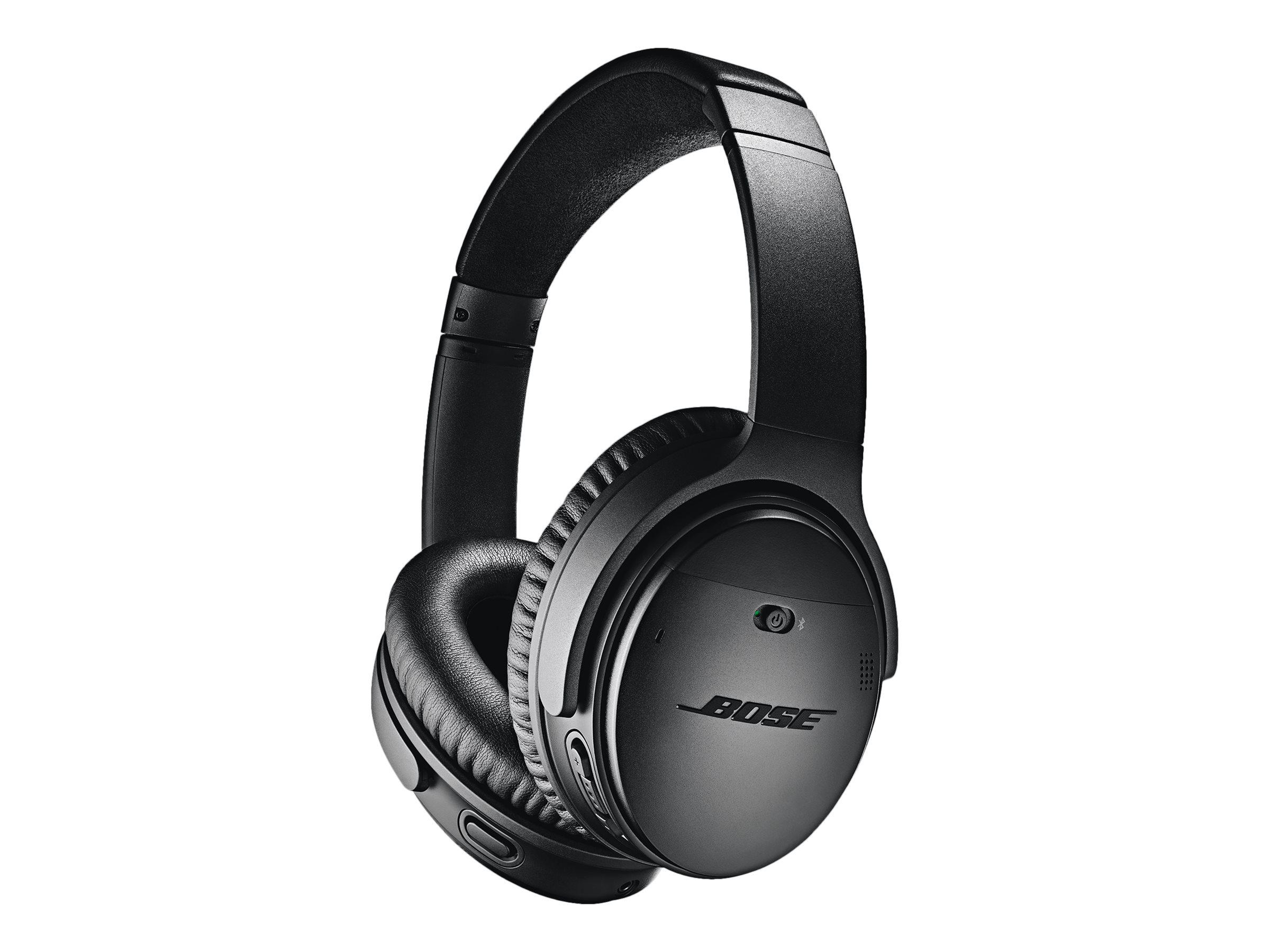5bf8022ca3a DCS - Over ear - Bose QuietComfort 35 II Trådløs Sort Hovedtelefoner