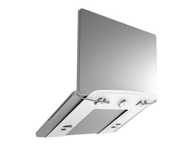 Dataflex ViewLite Notebook Holder 040 - Upevňovací komponent ( holder ) pro notebook (počítač) - bílá - montovatelné rameno