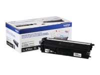 Brother TN-436BK - Super High Yield - black - original - toner cartridge - for Brother HL-L8360, HL-L9310, MFC-L8900, MFC-L9570