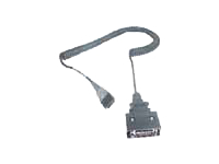 Honeywell - Headset adapter - coiled - for Honeywell MX7CS; MX7 Tecton