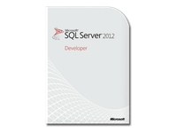 Microsoft SQL Server 2012 Developer Edition