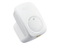 Zyxel WRE2206 WiFi-rækkeviddeforlænger 100Mb LAN Wi-Fi
