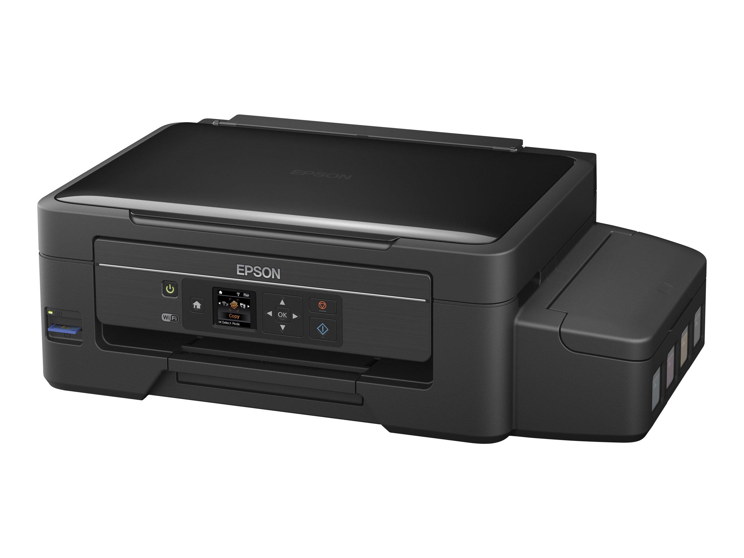 Epson EcoTank ET-2550 - imprimante multifonctions (couleur)