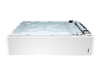HP - Media tray - 550 sheets in 1 tray(s) - for Color LaserJet Enterprise M751dn, M751n; Color LaserJet Managed E85055dn