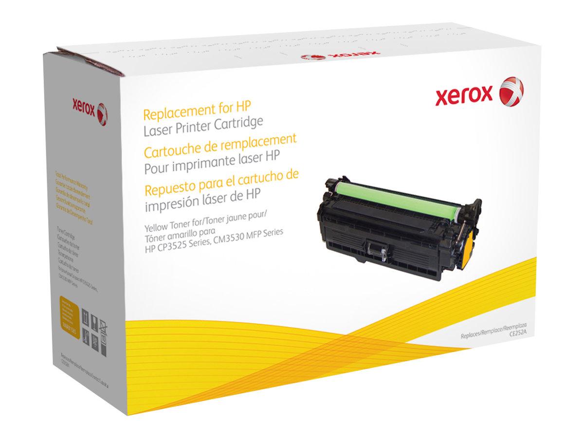 Xerox - jaune - cartouche de toner (équivalent à : HP CE252A)