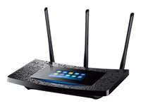 AC1900 TS Dual Band WiFi Gigabit Router, AC1900 Touch Screen Dua
