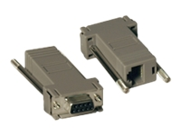 Tripp Lite DB9 Female to RJ45 Null Modem Adapter