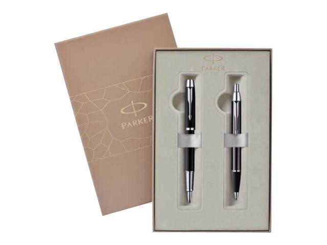 Parker IM - jeu de stylo à bille et de stylo plume