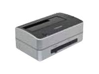 Freecom Hard Drive Dock Pro - station d'accueil HDD - ATA / SATA 3Gb/s - USB 2.0