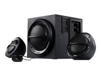 Klip Xtreme KES-350 AcoustixFusion I - Speaker system - for PC