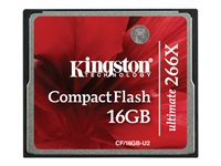 CompactFlash 16GB, 266x, Ultimate, recovery software
