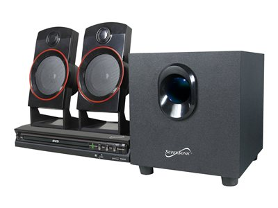 Supersonic SC-35HT - Home theater system