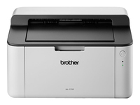 Brother HL-1110 Printer monokrom laser A4/Legal 2400 x 600 dpi