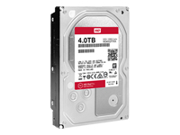 WD Red Pro WD4002FFWX - disque dur - 4 To - SATA 6Gb/s
