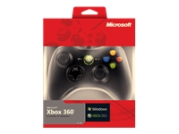 Microsoft Xbox 360 Controller for Windows Gamepad kabling sort