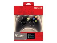 Microsoft Xbox 360 Controller for Windows - Gamepad - filaire