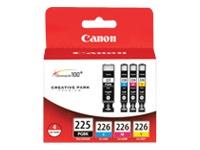 Canon PGI-225/CLI-226 4 Color Pack