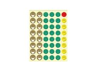 APLI PAPER Gomets Mr. Smiley - étiquettes - 576 étiquette(s)