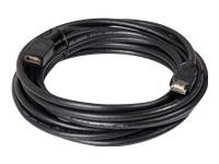 Club 3D HDMI-forlængerkabel HDMI (han) til HDMI (hun) 5 m 4K support