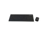 Lenovo Ultraslim Plus Wireless - ensemble clavier et souris - français