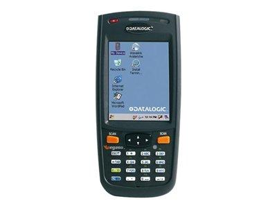 "Datalogic Pegaso - Data collection terminal - Windows Mobile 6.0 Professional - 3.6"" color TFT (480 x 640) - barcode reader - (laser) - Wi-Fi, Bluetooth"