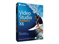 VideoStudio Pro X6 Ultimate EN Mini-Box
