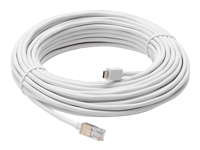 AXIS - Camera cable - Micro-USB Type B (M) to RJ-12 (M) - 49 ft - white (pack of 4) - for AXIS F1004 Sensor Unit, F34 Surveillance System