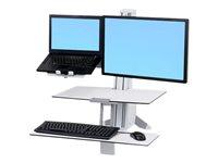Ergotron WorkFit LCD & Laptop Kit