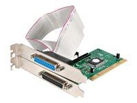 STARTECH - CARDS/HUBS/ADAPTER StarTech.com 2 Port PCI Parallel Adapter CardPCI2PECP