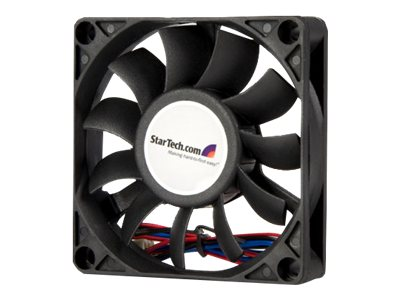 Image of StarTech.com 70x15mm Replacement Ball Bearing Computer Case Fan w/ TX3 Connector - case fan