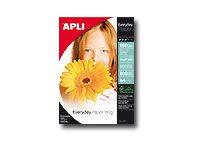 APLI PAPER Everyday Paper - Papier photo brillant - brillant - 10 x 15 cm - 180 g/m² - 20 feuilles