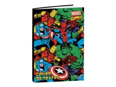 Quo Vadis Marvel Comics - cahier de texte
