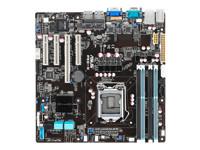 ASUS P9D-M Bundkort micro-ATX LGA1150 sokkel C224 USB 3.0