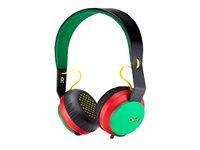 House of Marley ROAR - Auriculares con diadema con micro - en oreja