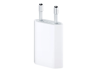 Apple 5W USB Power Adapter Strømforsyningsadapter 5 Watt (USB) Europa