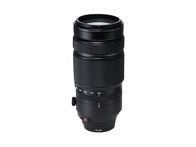 Image of Fujinon XF telephoto zoom lens - 100 mm - 400 mm