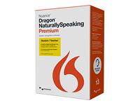 Dragon NaturallySpeaking Premium Student & Teacher Edition
