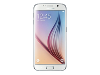 Samsung GALAXY S6 - SM-G920F - blanc astral - 4G LTE, LTE Advanced - 32 Go - GSM - Android Phone