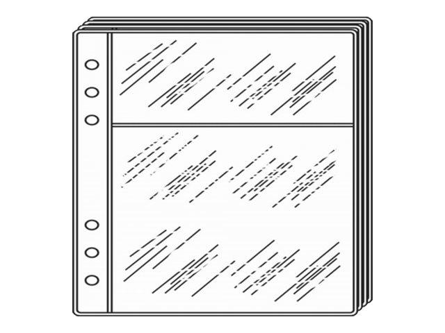 Quo Vadis Timer 21 - pochettes pour classeurs cartes de visite